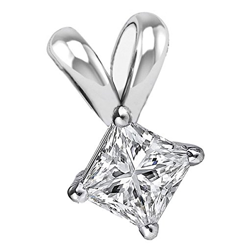 Solid Silver Solitaire 2.00 Ca