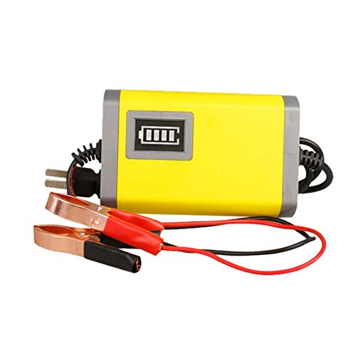 Smart Automatic Battery Charger, 800mA 12V 2A Charger, for M