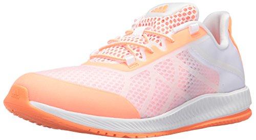 adidas Originals Women's Shoes | Gymbreaker Bounce B Cross-Trainer, White/Easy Orange/Easy Orange,...