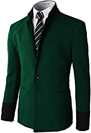 Amazon.com: Green - Suits &amp Sport Coats / Clothing: Clothing