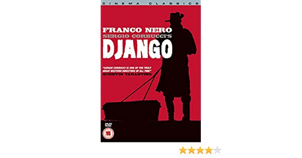 Django Newly Re-mastered Region 0 DVD by Franco Nero: Amazon.es ...