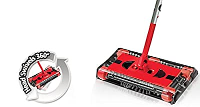 Swivel Sweeper Max RED