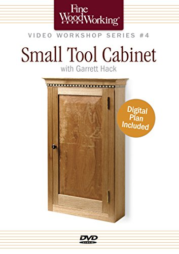 Fine Woodworking Video Workshop Series - Small Tool Cabinet Taunton Series