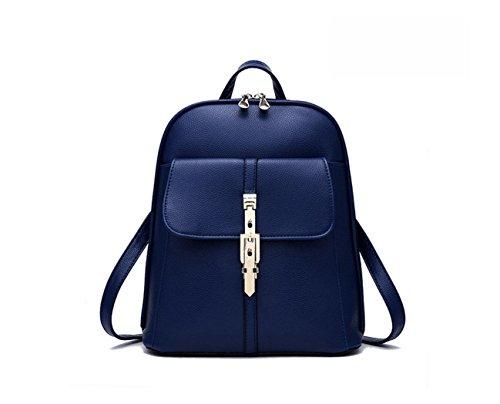 LANFIRE - Bolso mochila  para mujer Azul