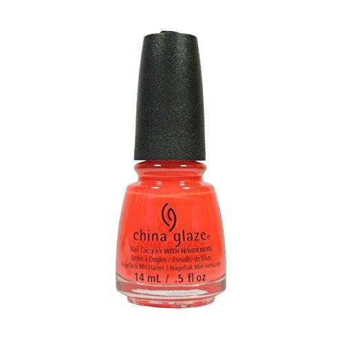 China Glaze Nail Lacquer with Hardeners:Pool (China Glaze China)
