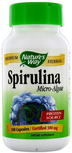 Natures Way Spirulina