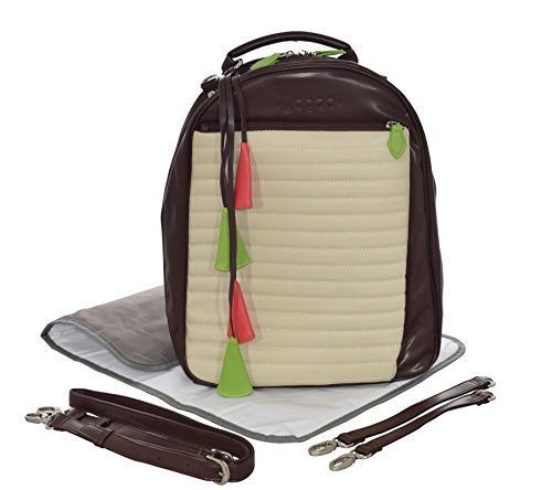 Goo Goo Baby YoGoo Unisex Convertible Diaper Bag for Mom and Dad, With Removable Tulip - Gucci Returns Policy