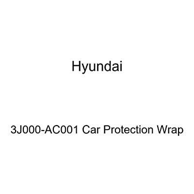 HYUNDAI Genuine 3J000-AC001 Car Protection Wrap: Automotive