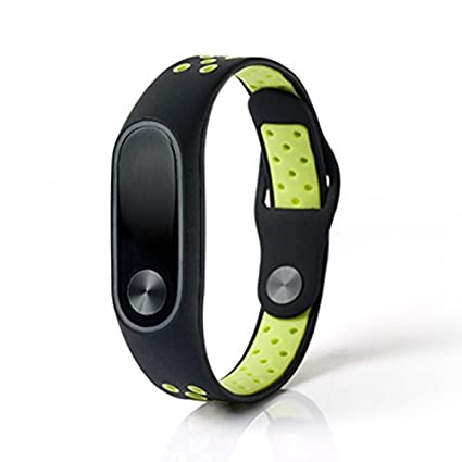 Sibode Xiaomi Mi Fitness Tracker Accessories/Xiaomi Mi Band 2 Replacement