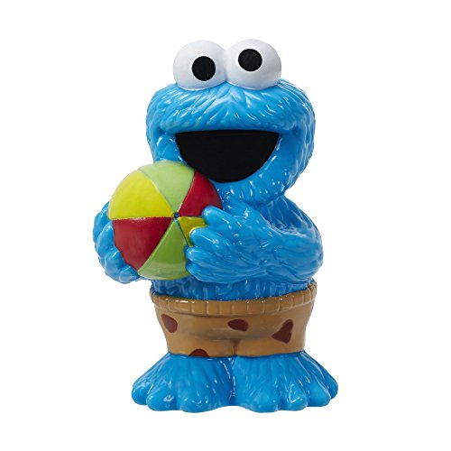 (Sesame Street Cookie Monster Bath Squirter)