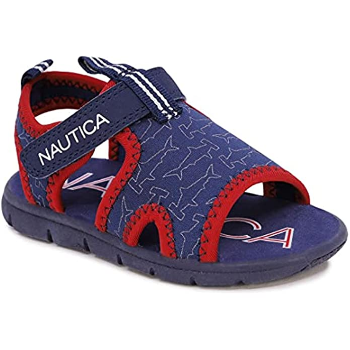 Nautica Kids Sports Sandals - Water Shoes Open Toe Athletic Summer Sandal  Boy - Girl  (Little Kid/Big Kid)