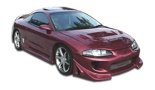 - Duraflex ED-CIU-759 Blits Body Kit - 4 Piece Body Kit - Compatible For Mitsubishi Eclipse 1997-1999