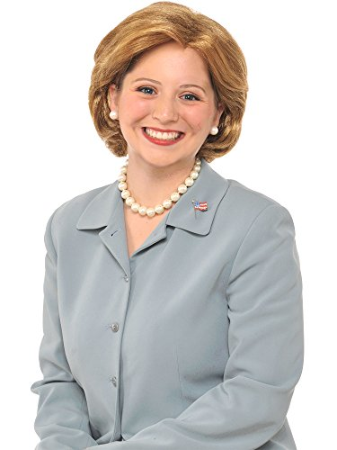 Forum Novelties Hillary Clinton Costume Wig Adult Accessory Political Female Candidate