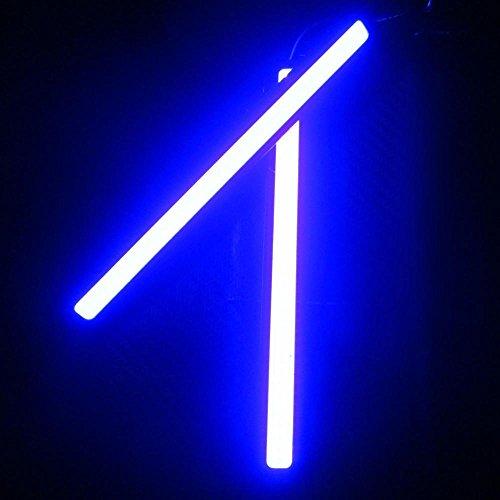 Generic Waterproof LED Running Light (Blue)