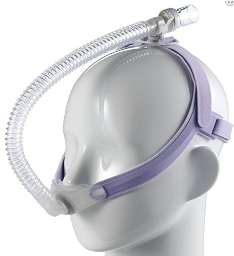 Apex Medical Ms. Wizard 230 Nasal Pillow Mask (XS, S, M cushions included, Designed for - S Apex