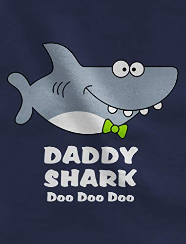 Baby-Shark-Bodysuit-Daddy-Shark-T-Shirt-Doo-Doo-Doo-Funny-Set-Newborn-Dad