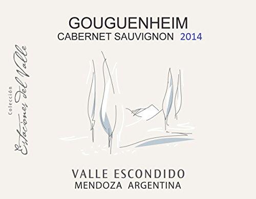 2014 Gouguenheim Cabernet Sauvignon Mendoza, Argentina (Cabernet Sauvignon Argentina)