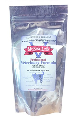 Missing Link for Cats, Veterinary Formula, 6 oz.