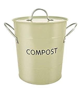 Eddingtons Komposteimer, Salbeigrün: Amazon.de: Küche & Haushalt