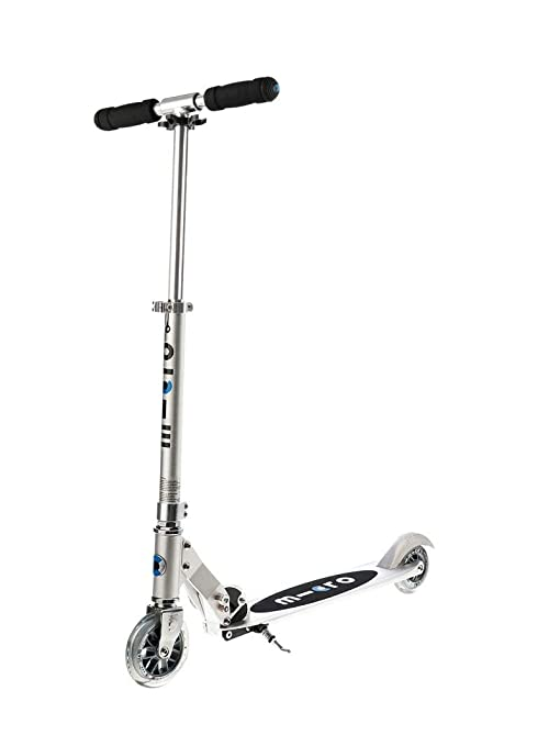 Micro Sprite, Scooter Urbano, Patinete Clásico 2 Ruedas (Aluminum)