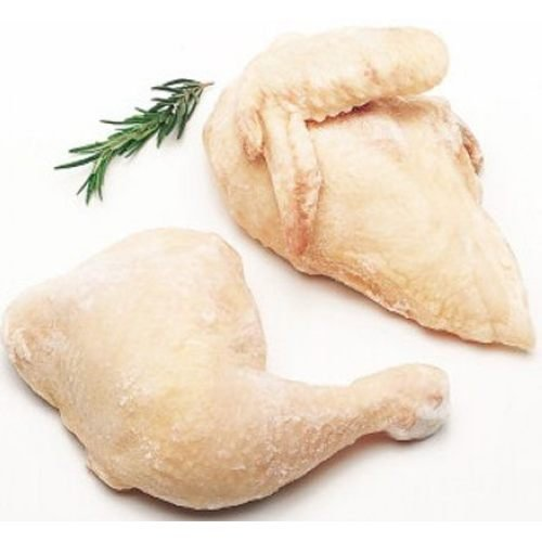 Tyson Small Quarter Chicken Breast and Leg - 60 per case.