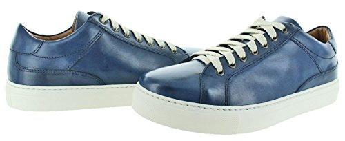 Addo J Navy Donald Pliner Donald Mens J Sneaker Fashion Zf4znWX