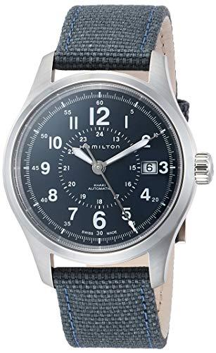 ساعت مچی مردانه همیلتون مدل H70305943 با بند نایلونی