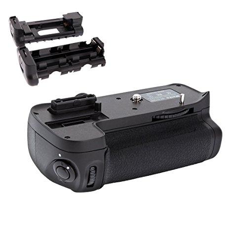 Meike Vertical Multi Power Battery Hand Grip Pack Replacement MB-D11 For Nikon D7000 DSLR Camera (Nikon D7000 Battery Grip)