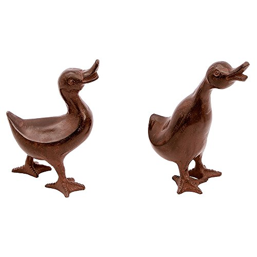 Achla Designs Pair of Ducklings, Garden Animal Statues
