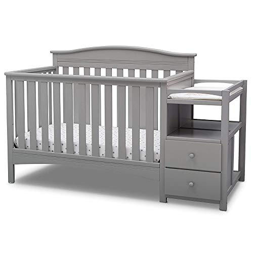 Delta Children Birkley Convertible Crib and Changer