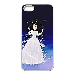 iPhone 4 4s Cell Phone Case White cinderella time disney illust 2 JSK770745
