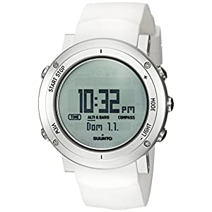 Suunto Core Altimeter Watch Aluminum Pure White – SS018735000