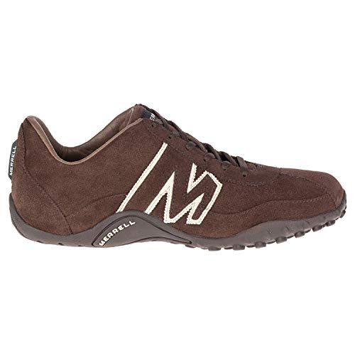 Uomo Merrell Blast Chocolate Print Sneaker UaOqPwBz