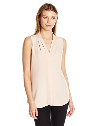 Calvin Klein Blusa Blush Para Mujer xZq6f
