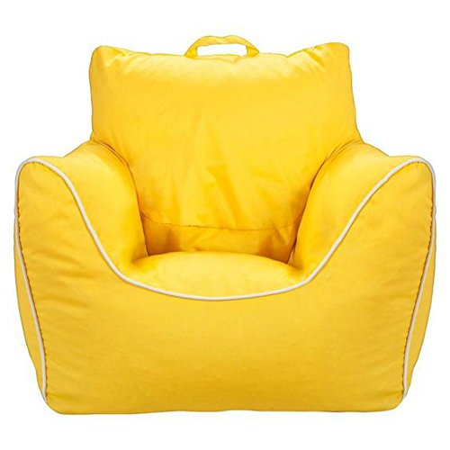Ace Bayou Circo Bean Bag Chair with Removable Cover Pipin...