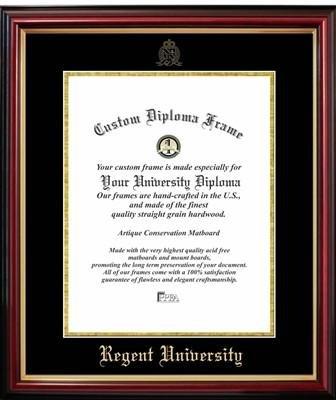 Regent University Affordable Diploma Frame by Diploma Frame Deals