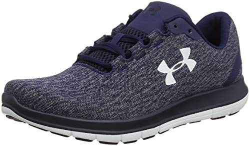 Under Armour Herren UA Remix Laufschuhe, Blau (Midnight Navy/ Graphite/ White 401)