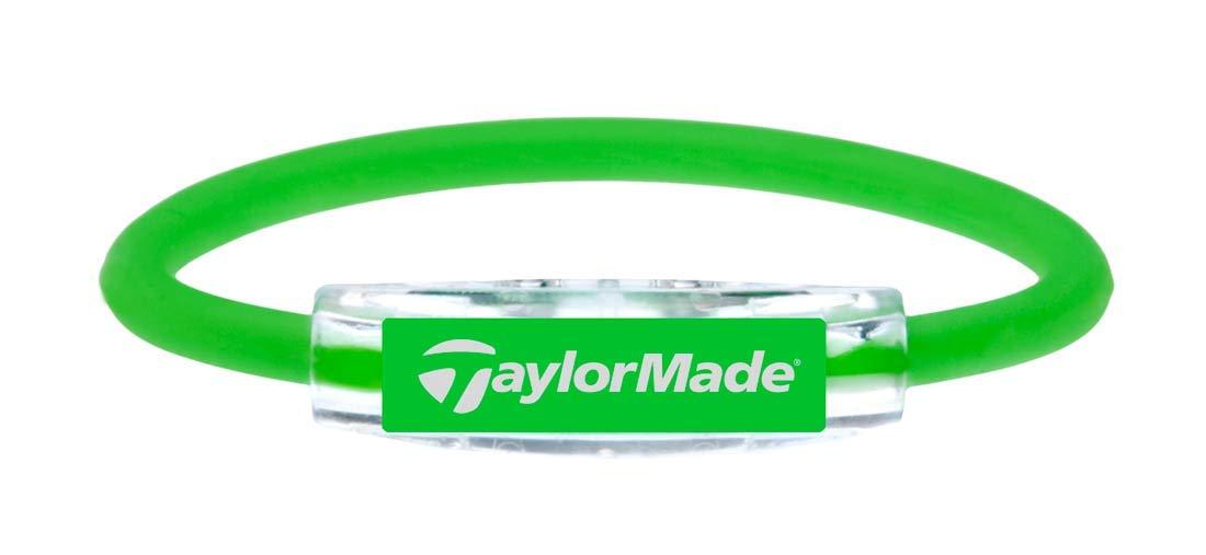 【超特価sale開催!】 Taylor Madeゴルフブレスレット Medium Medium B078P14LYR アップルグリーン Taylor B078P14LYR, its a beautiful music:c108394b --- a0267596.xsph.ru