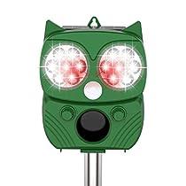 (令和2020進化版)動物撃退器 害獣撃退器 アニマルバスター ...