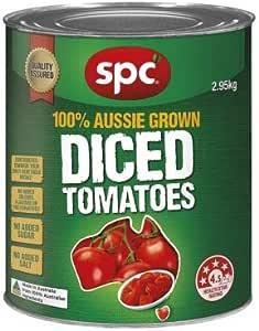 Spc Diced Tomatos 2.95kg