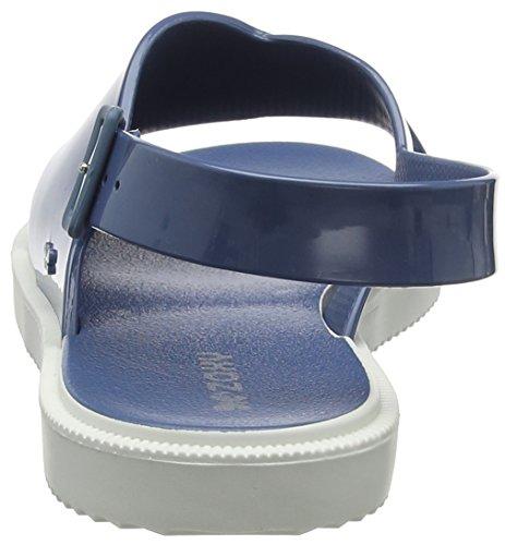 Offene Blue Zaxy Damen Blue Match Sandalen Keilabsatz mit qf7Rf