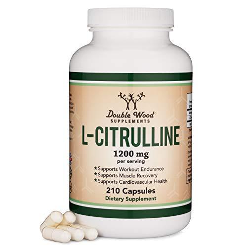 L Citrulline Capsules 1200mg