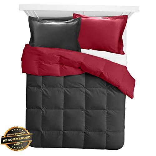 - Gatton Comforter All Season Down Alternative Soft Reversible Light Blanket with Shams   Style BLNKT-120318935
