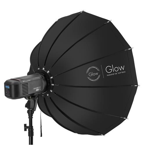Glow ParaPop 38'' Portable Softbox with Bowens Mount Adapter by Glow (Image #5)