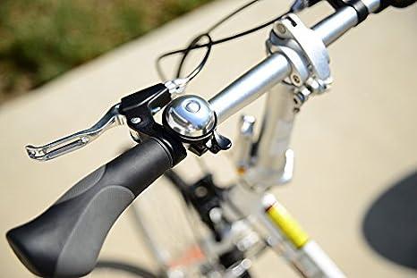 Allen deportes central Aluminio 7 velocidad bicicleta plegable con suspensión, blanco, 30 cm/un tamaño: Amazon.es: Deportes y aire libre