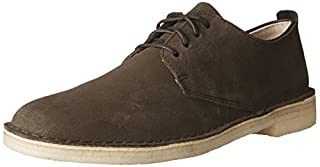 CLARKS Men's Desert London, Peat Suede Oxford, Size 11 (B01N32NE22) | Amazon price tracker / tracking, Amazon price history charts, Amazon price watches, Amazon price drop alerts
