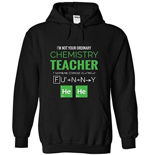 Chemistry Teacher Sweatshirt   50  Cotton  50  Polyester   Gildan 8Oz Heavy Blend Hoodie Pullover  Medium