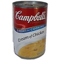 Campbell金宝牌奶油鸡汤305g (美国进口)