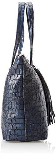 Gaudì Mano cm Blue 35x30x14 cm x L H 35x30x14 W x Donna Linea Blu a Borsa Shopping Alicia F0trFB