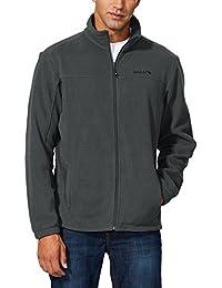 Men's Outdoor Full Zip Fleece Jacket